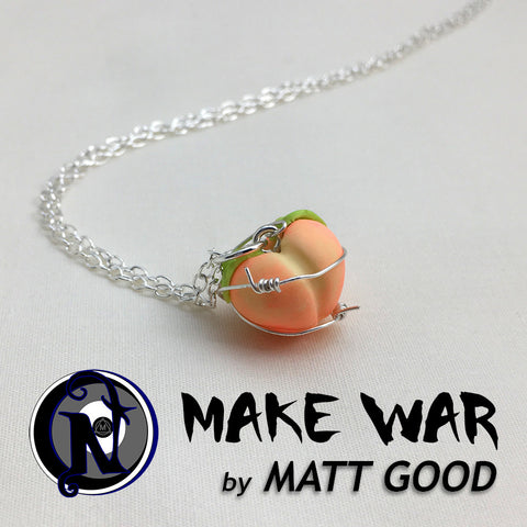 Make War NTIO Necklace by Matt Good