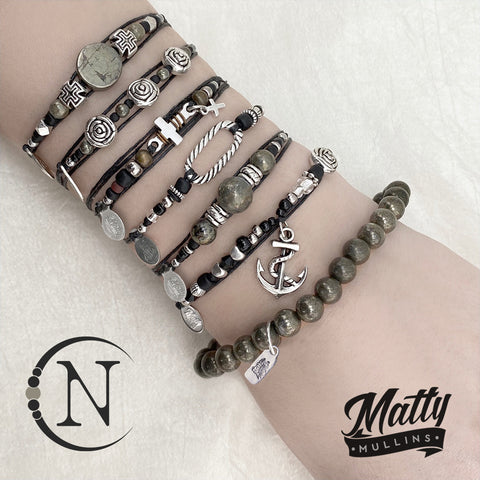 Matty Mullins NTIO 7 Piece Bracelet Bundle