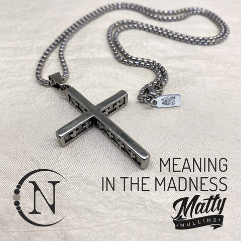 Meaning In The Madness NTIO Necklace by Matty Mullins