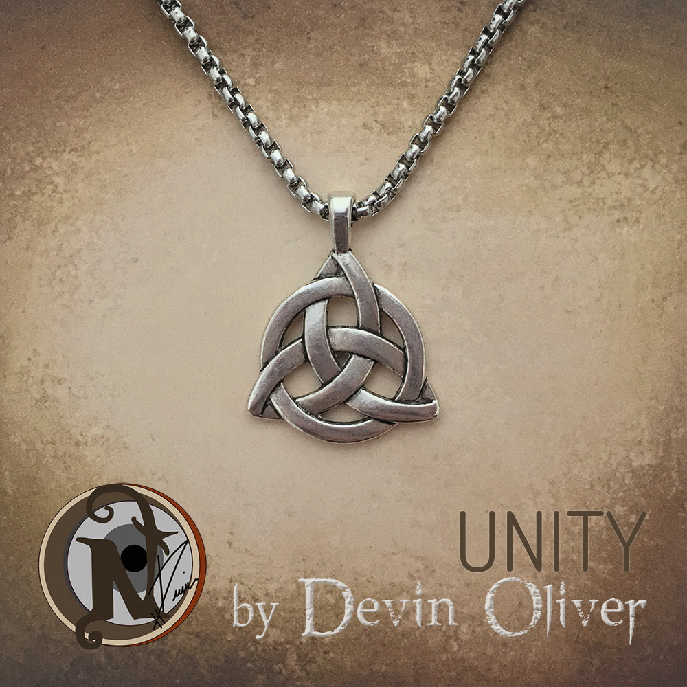 Large Unity NTIO Necklace by Devin Oliver