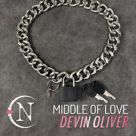 Middle of Love NTIO Necklace by Devin Oliver
