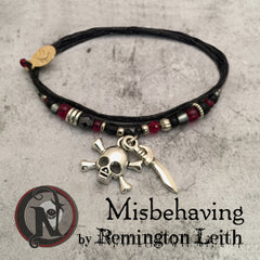 Misbehaving NTIO Bracelet by Remington Leith