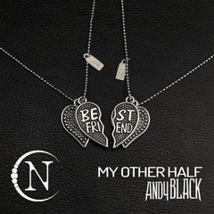 My Other Half NTIO Necklace Bundle by Andy Biersack + Juliet Simms ~ Valentine's Edition