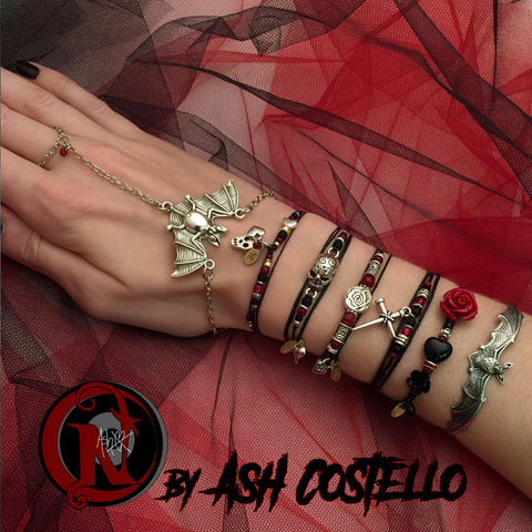 Original Vampire 4 Bracelet Bundle by Ash Costello