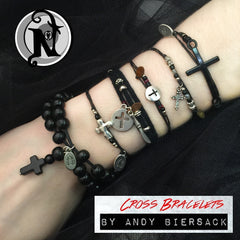 Cross Bracelet NTIO Bundle by Andy Biersack