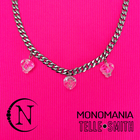 Necklace Monomania by Telle Smith