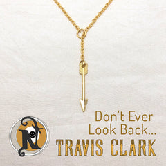 Don't Ever Look Back NTIO Necklace by Travis Clark