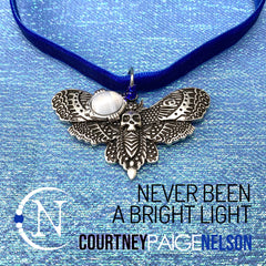 Never Been A Bright Light NTIO Choker by Courtney Paige Nelson