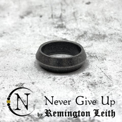 Never Give Up Ring by Remington Leith ~ Limited Edition