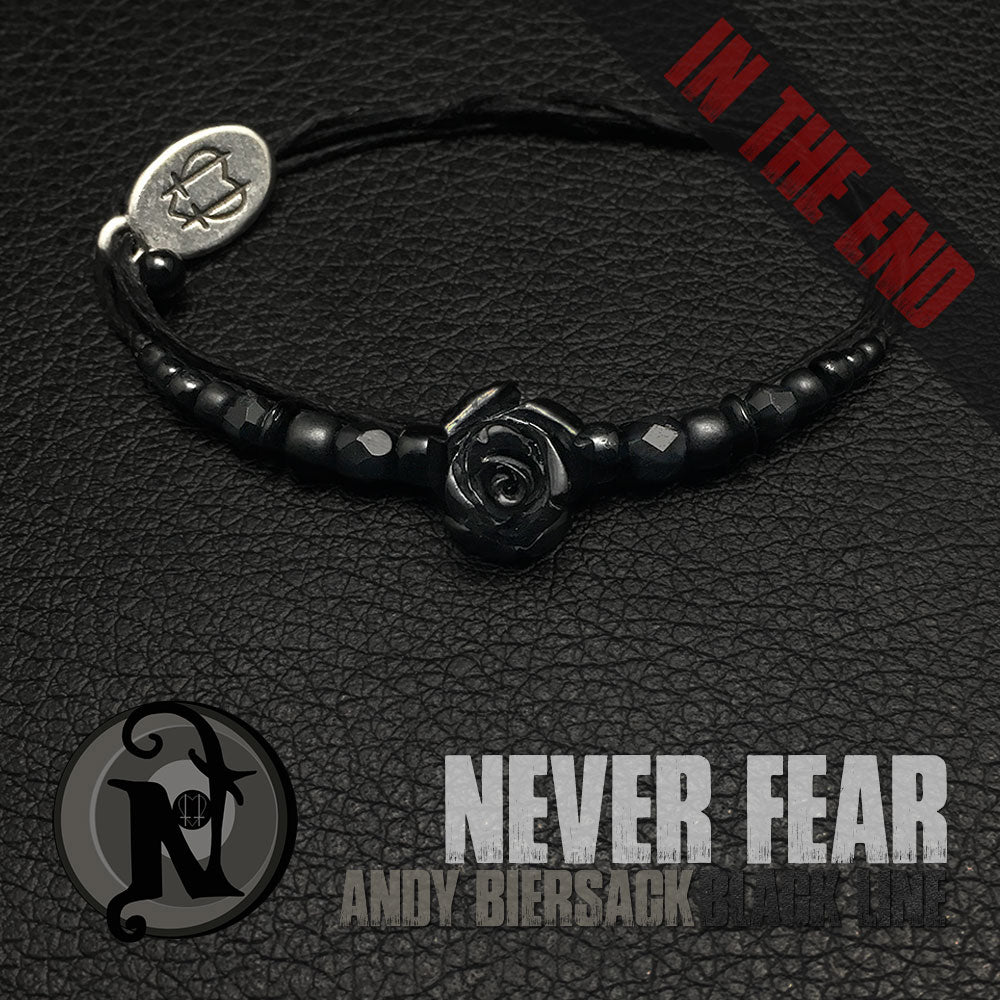 Never Fear NTIO Bracelet by Andy Biersack
