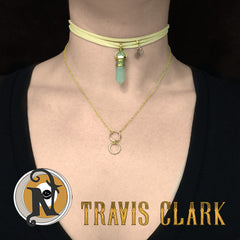 No Turning Back NTIO Necklace/Choker by Travis Clark