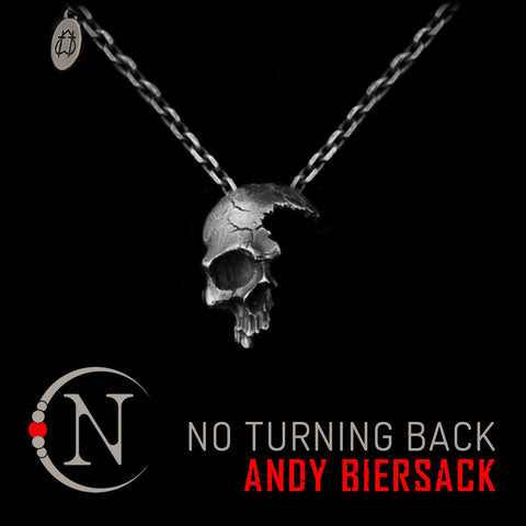 No Turning Back NTIO Necklace by Andy Biersack ~ Limited 40