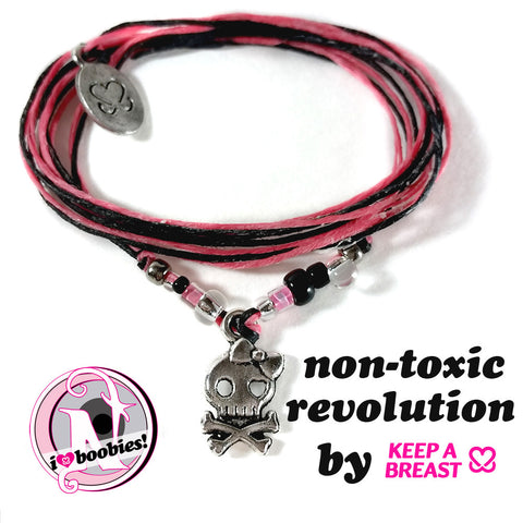 Non-Toxic Revolution NTIO Bracelet by Keep A Breast