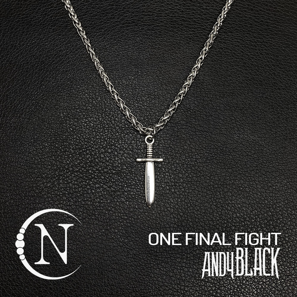 One Final Fight NTIO Necklace by Andy Biersack