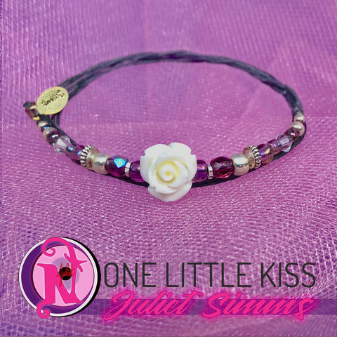 One Little Kiss NTIO Bracelet by Juliet Simms