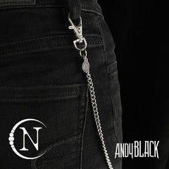 Double Pocket Chain Bundle By Andy Biersack
