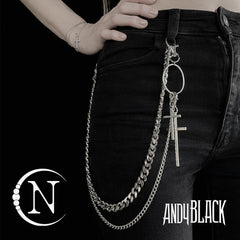 Single Pocket Chain By Andy Biersack