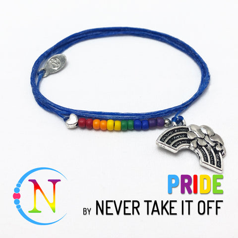 Pride Bracelet By Never Take It Off