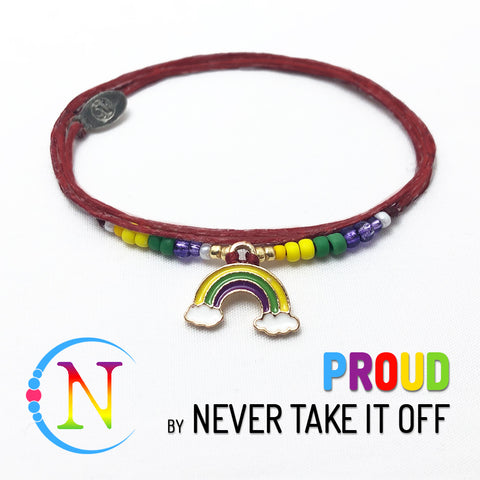Proud Bracelet By Never Take It Off