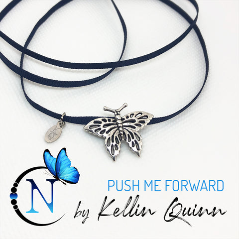 Push Me Forward NTIO Bracelet / Choker By Kellin Quinn ~ Only 2 More