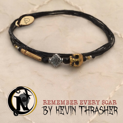 Remember Every Scar NTIO Bracelet by Kevin Thrasher