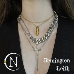 Gods Amongst Men NTIO Necklace by Remington Leith