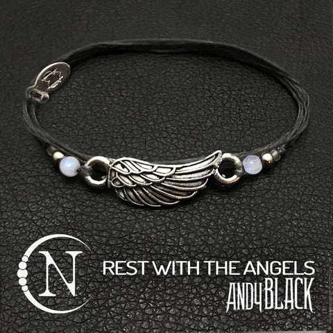 Rest with the Angels NTIO Bracelet by Andy Black