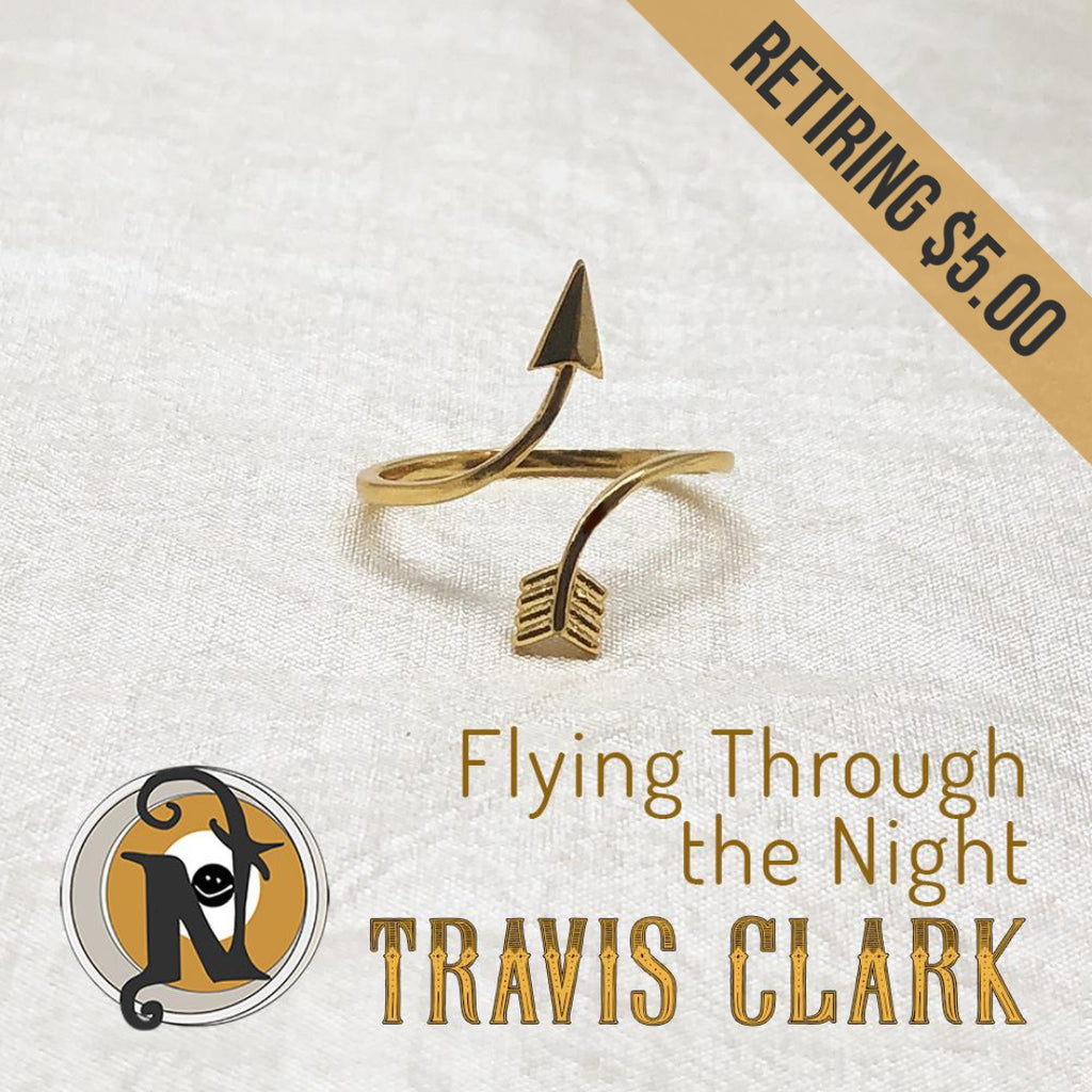 Flying Through The Night NTIO Ring by Travis Clark