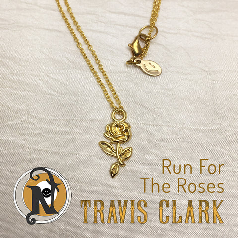 Run for the Roses NTIO Necklace by Travis Clark