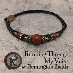 Running Through My Veins NTIO Bracelet by Remington Leith