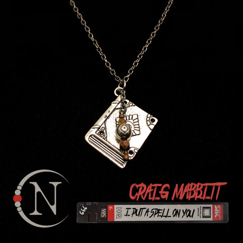 I Put A Spell On You NTIO Necklace by Craig Mabbitt