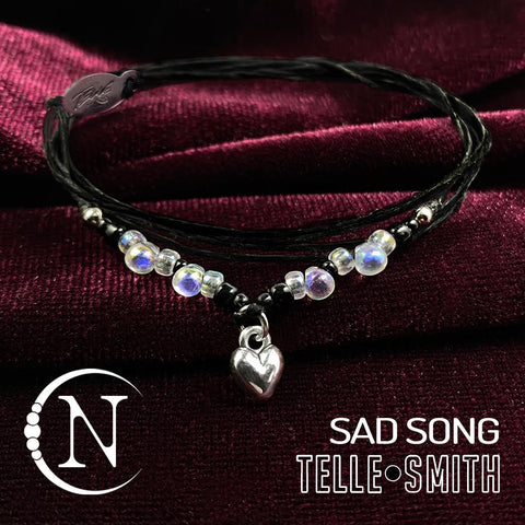 Sad Song NTIO Bracelet by Telle Smith