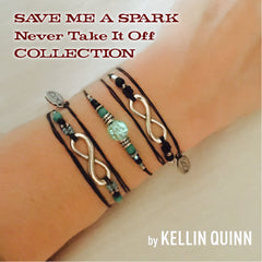 We Are All We Need NTIO Bracelet by Kellin Quinn