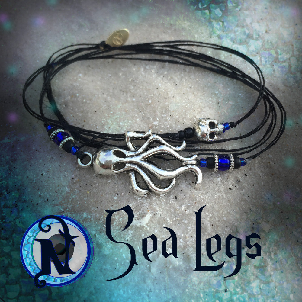 Sea Legs NTIO Dark Seas Bracelet