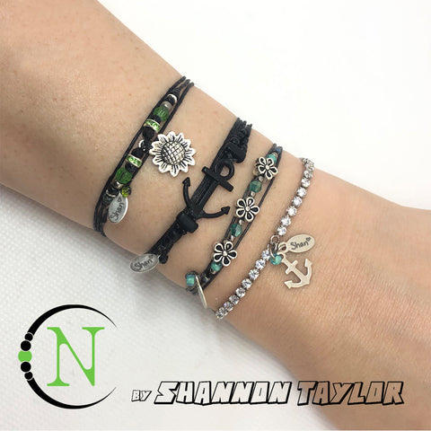 Shannon Taylor 4 Pieces NTIO Bracelet Bundle