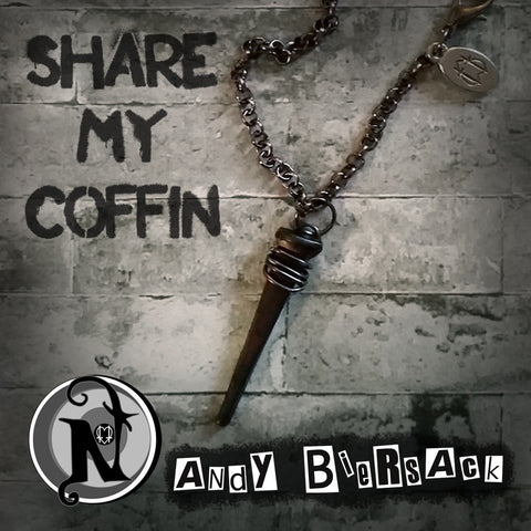 Share My Coffin NTIO Necklace by Andy Biersack