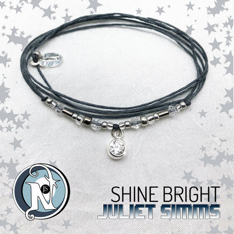 Shine Bright NTIO Bracelet By Juliet Simms