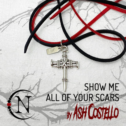 Necklace ~ Show Me All Your Scars by Ash Costello
