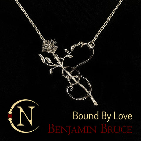 Silver Bound By Love NTIO Necklace by Ben Bruce