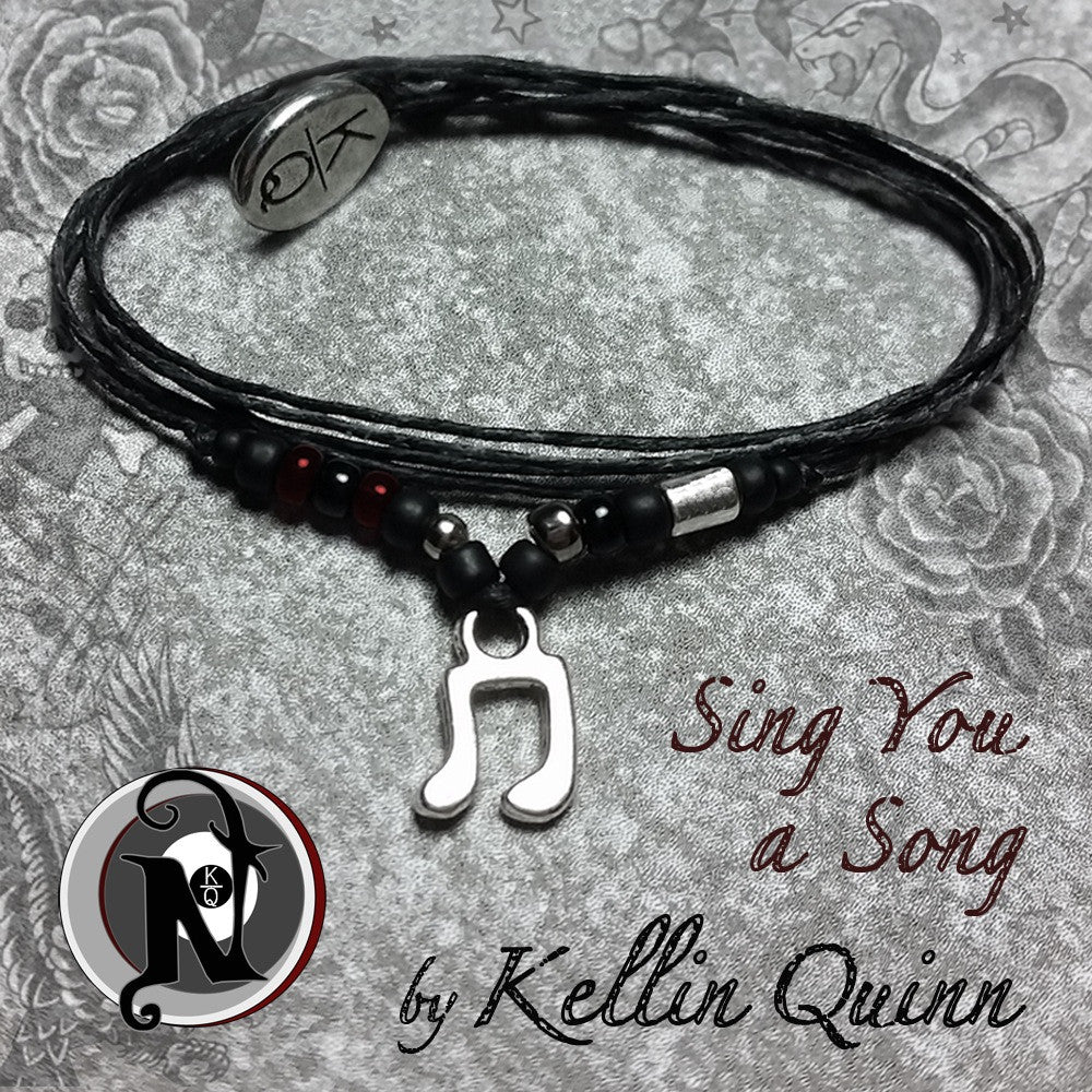 Sing You a Song NTIO Bracelet by Kellin Quinn