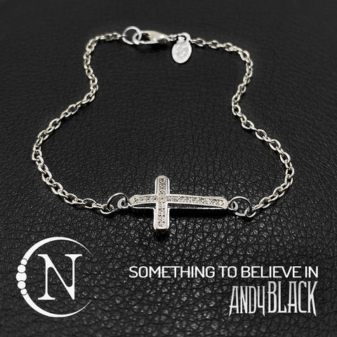 Something To Believe In NTIO Bracelet by Andy Biersack ~ Limited Edition 100