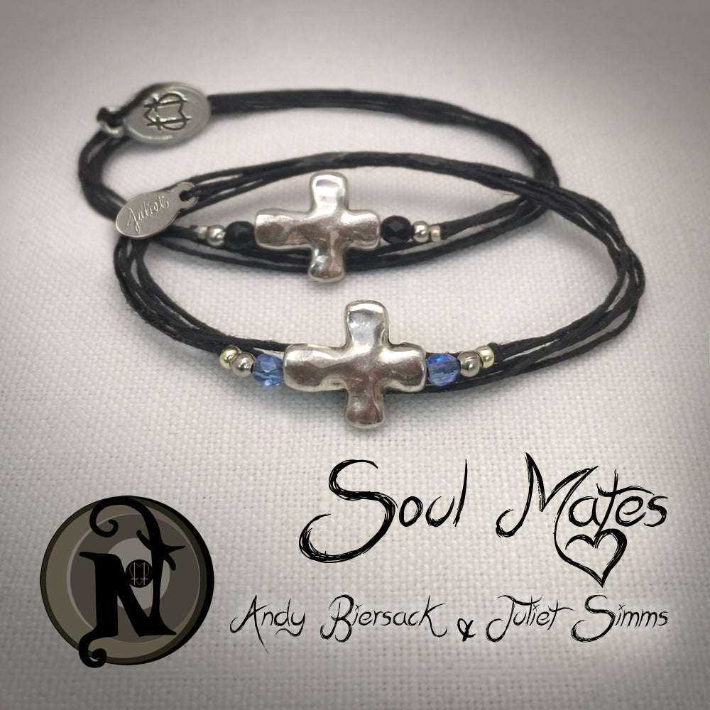 Soul Mates NTIO Bracelets by Andy Biersack and Juliet Simms