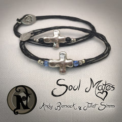 Soul Mates NTIO Bracelets by Andy Black  and Juliet Simms