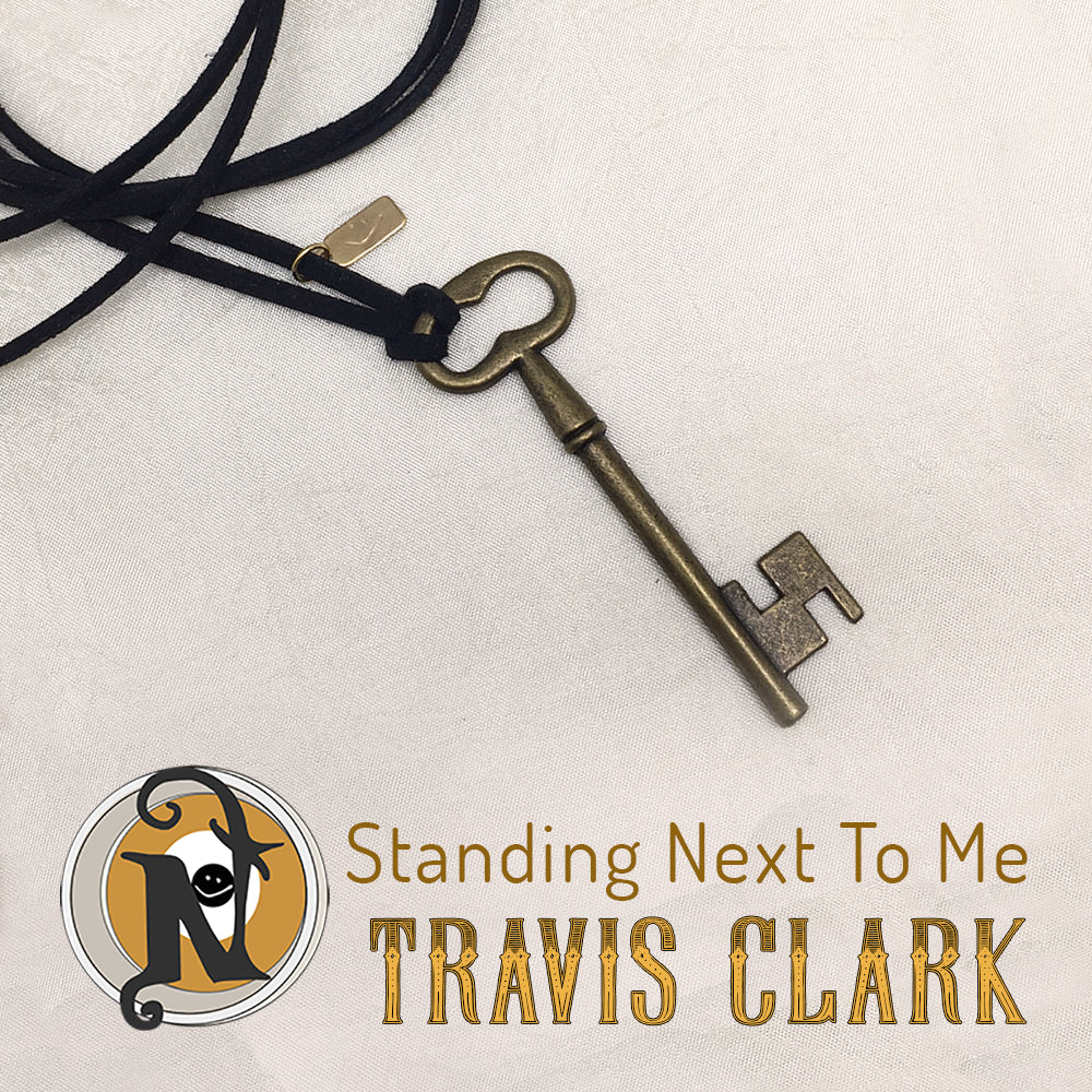 Standing Next To Me NTIO Necklace by Travis Clark
