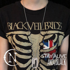 Lyric Tag Stay Alive by Andy Black