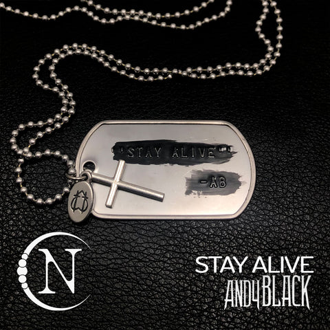 Stay Alive Lyric Tag by Andy Black