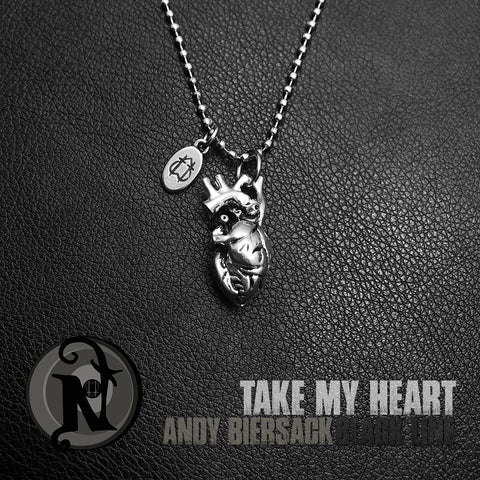 Take My Heart NTIO Necklace by Andy Biersack