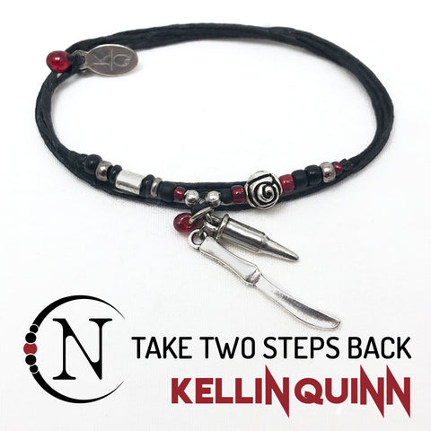 Take Two Steps Back NTIO Bracelet by Kellin Quinn