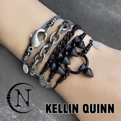 Not Talking Shit NTIO Bracelet by Kellin Quinn