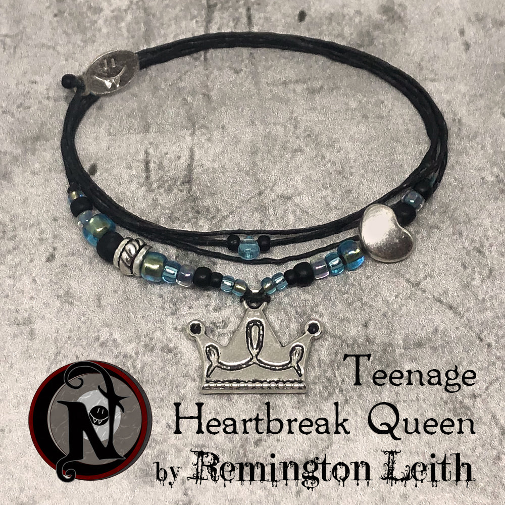 Teenage Heartbreak Queen NTIO Bracelet by Remington Leith